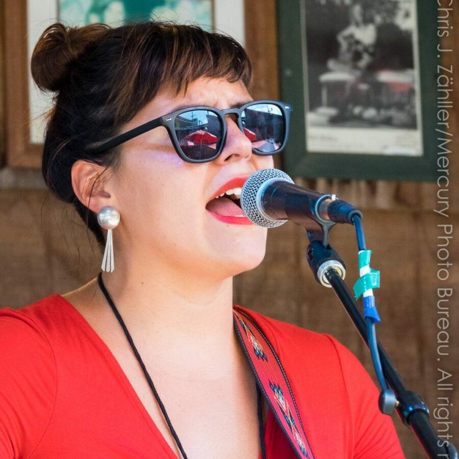 Kalyn Fay — 21st Annual Woody Guthrie Festival, 2018