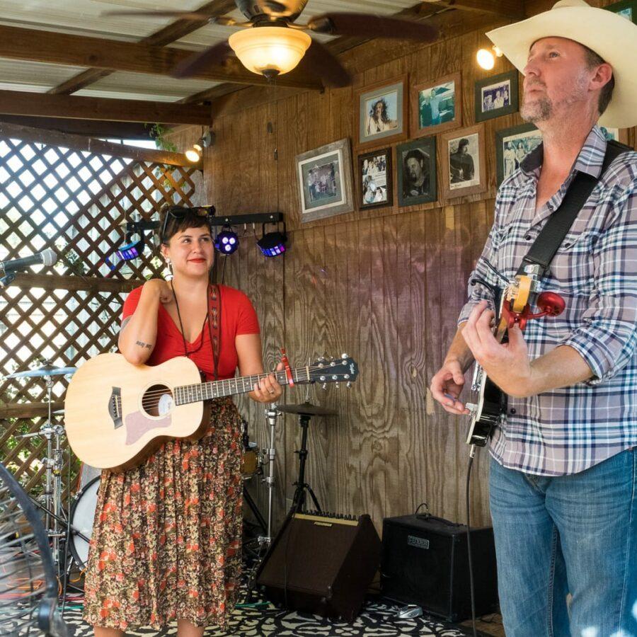 Kalyn & Stephen (I) — 21st Annual Woody Guthrie Festival, 2018