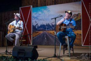 Brad Fielder & R.T. Valine — 21st Annual Woody Guthrie Festival, 2018