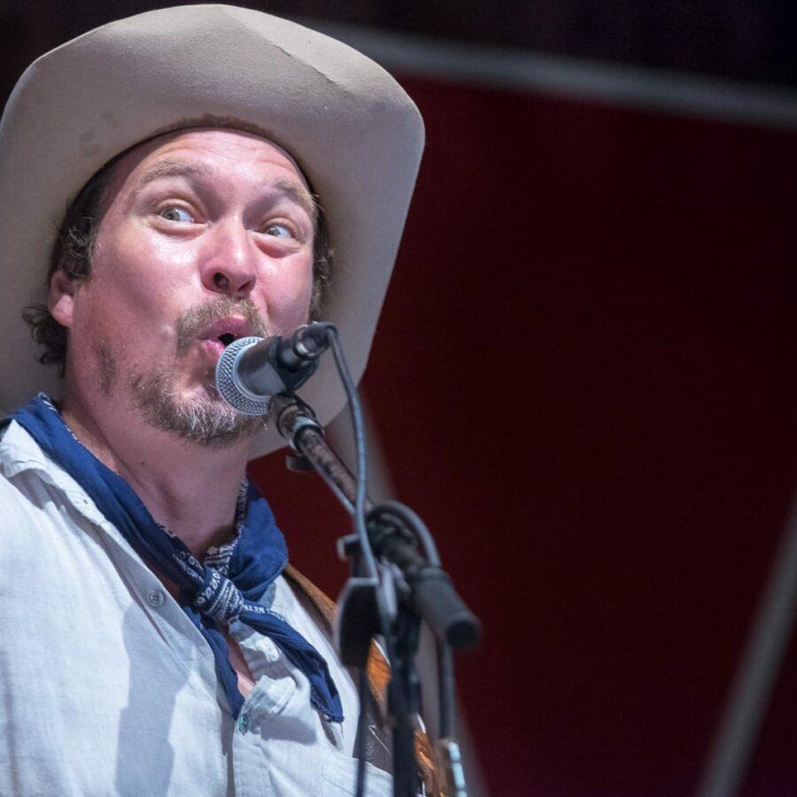 R.T. (II) — 21st Annual Woody Guthrie Festival, 2018